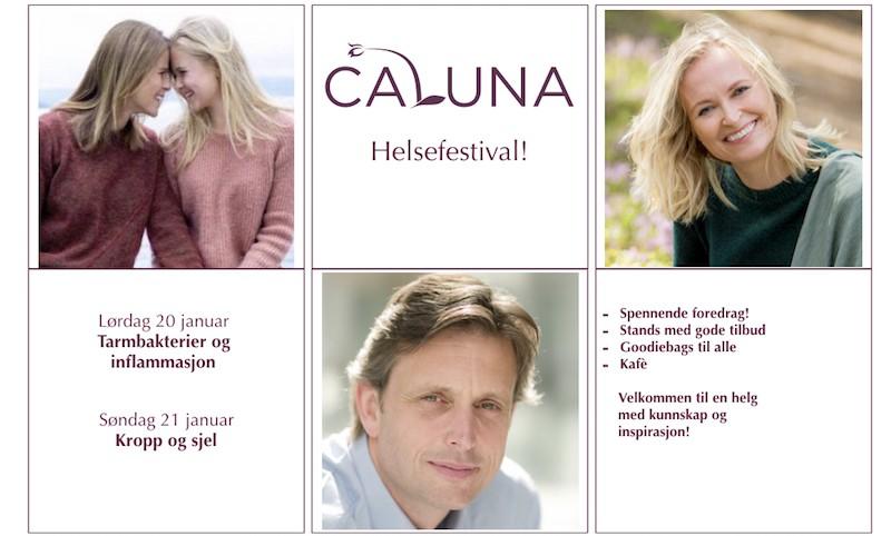 Calunas Helsefestival 20. og 21. januar!