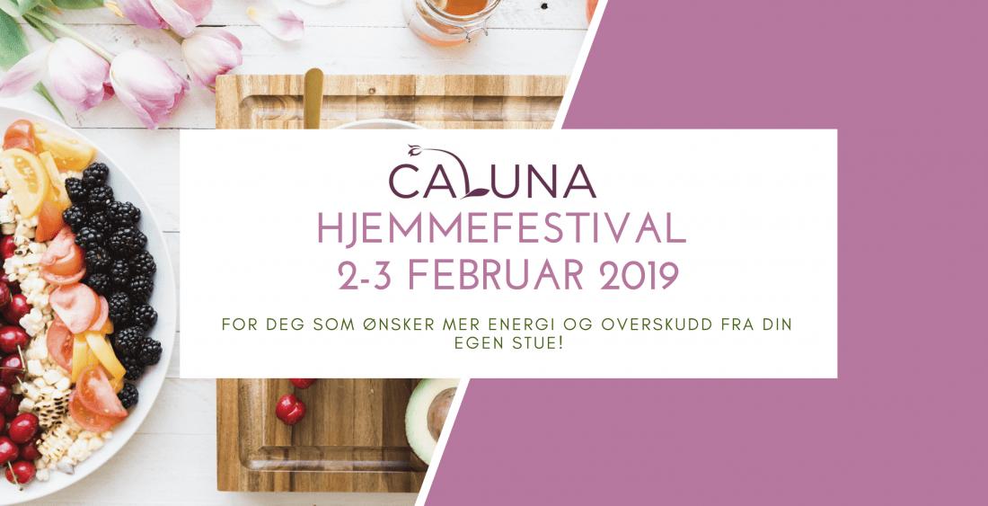 caluna hjemmefestival