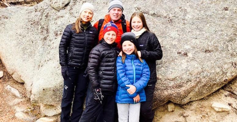 Lavkarbofamilen: Da Espen (13) fikk diabetes, gikk hele familien over til lavkarbo.
